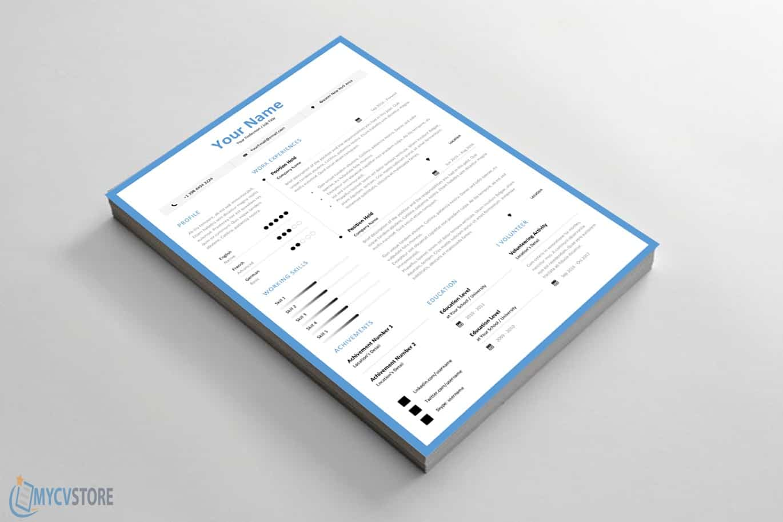 Resume-CV1
