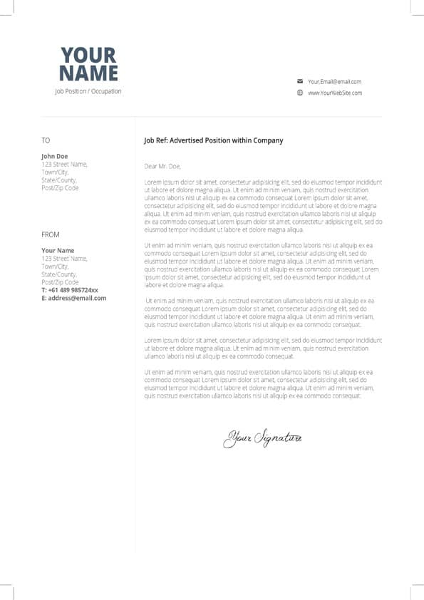 cover-letter-template-9 Template Cover Letter Job High Res Ljgowi on