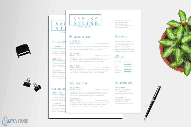resume-cv-Template1