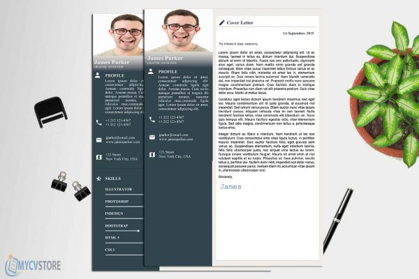 Material Cover Letter
