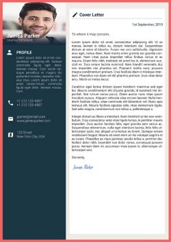 Material Cover Letter Template