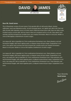 Executive Cover Letter Template
