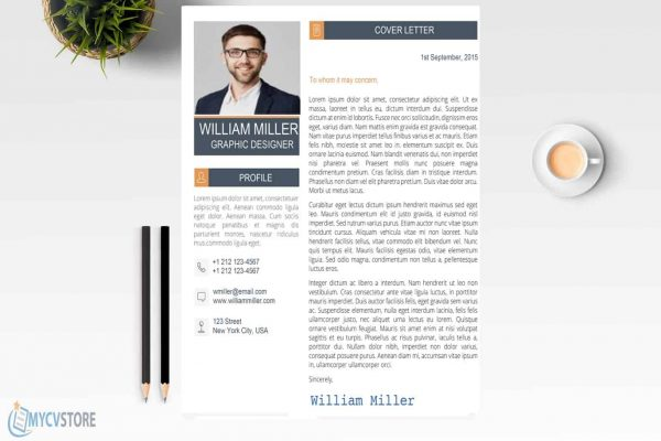 Professional Cover Letter