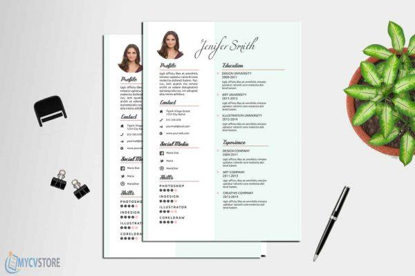 Resume Creative Template