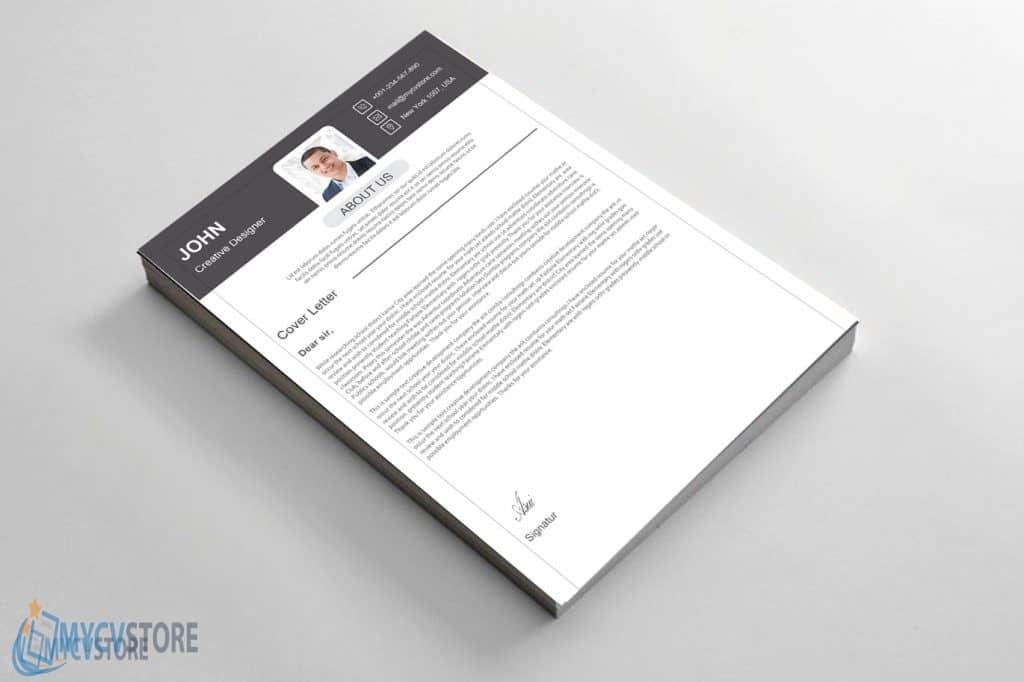 CV Cadre Design