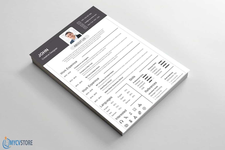 Classic-Design-Resume1