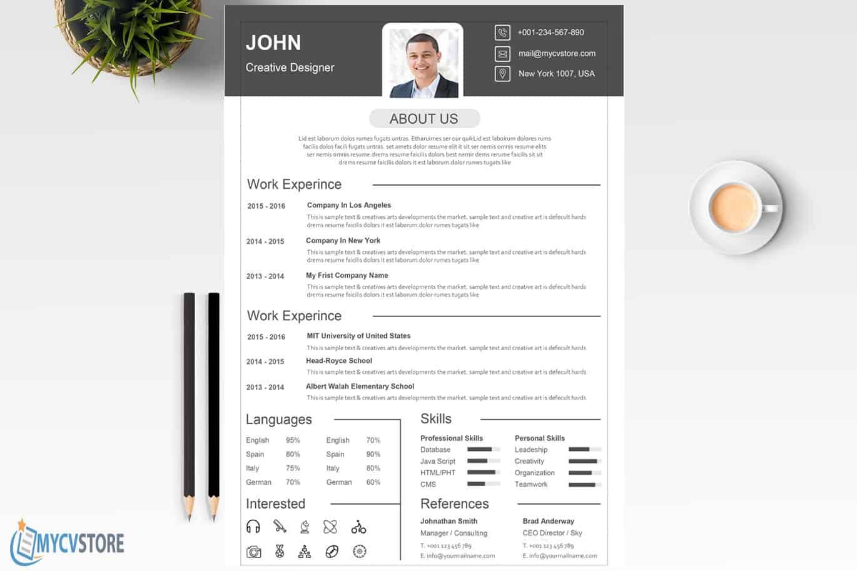 Classic-Design-Resume2