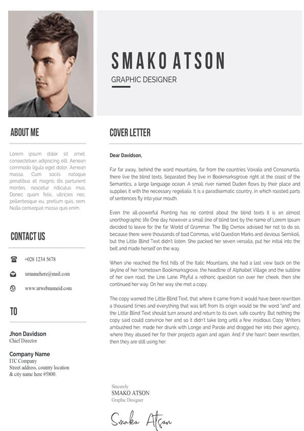 Cover Letter For Job Application Template from www.mycvstore.com