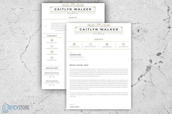 Caitlyn Cover Letter