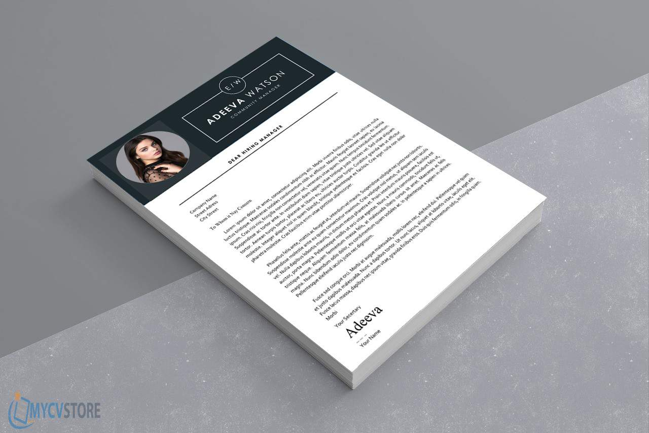 Community Manager Cover Letter