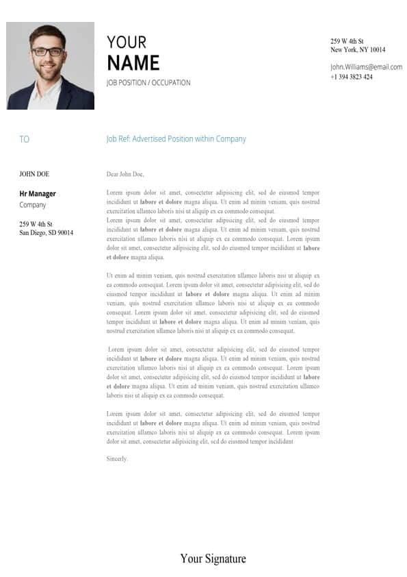 cover Template Cover Letter For Job High Res Zpsl on