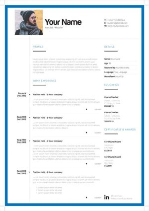 Resume Template Designer