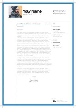 Designer Cover Letter Sample