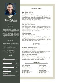 CV Template at mycvstore .com