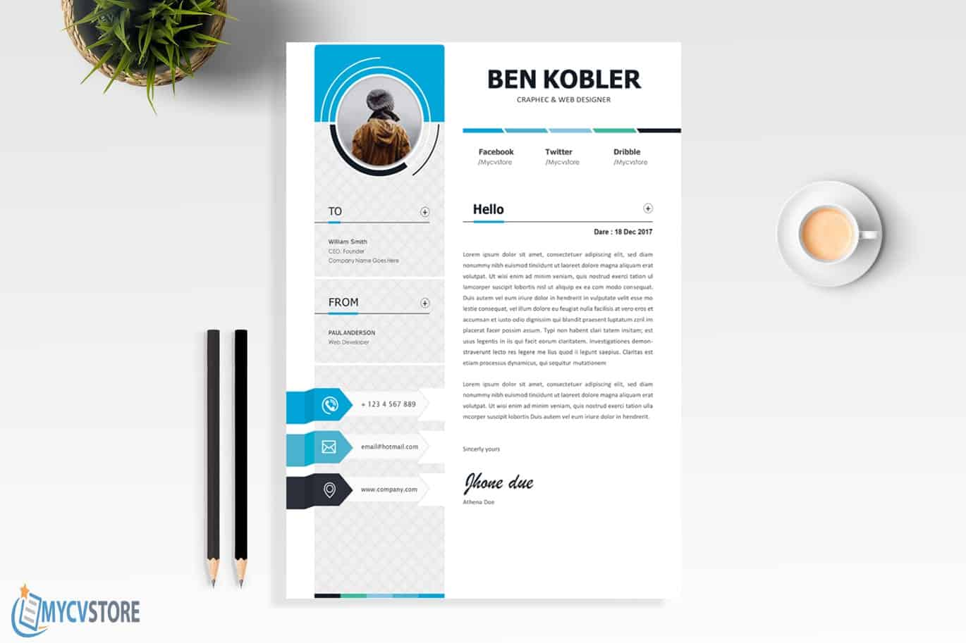 Clean-Professional-Cover-Letter2