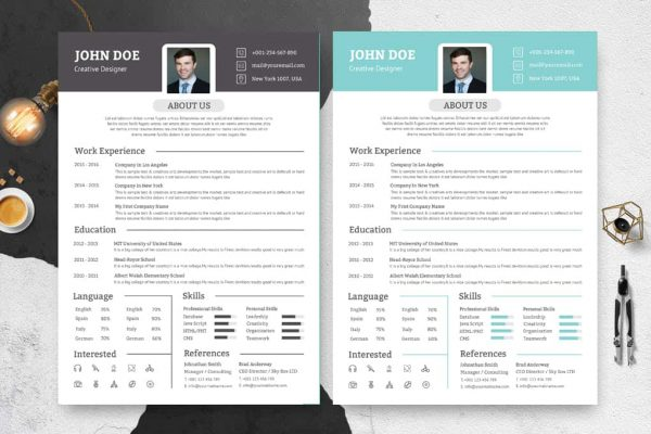 Senior Manager Resume