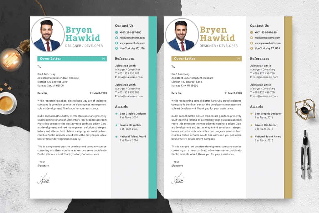 Senior Graphic Designer Cover Letter