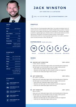 Printable Clean Resume
