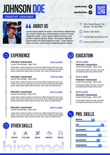 Senior Product Manager CV