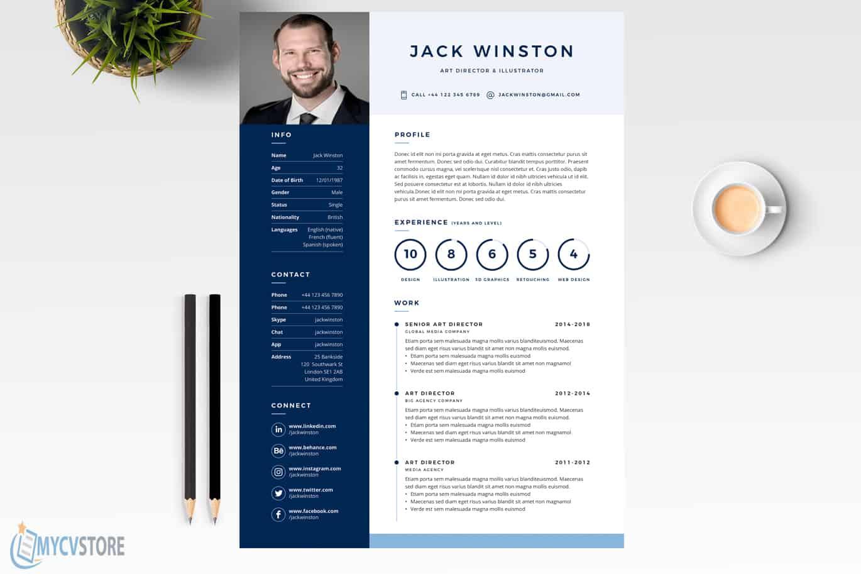 Printable-Clean-Resume2