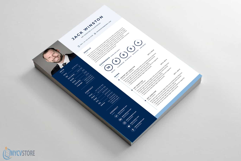 Printable-Clean-Resume3