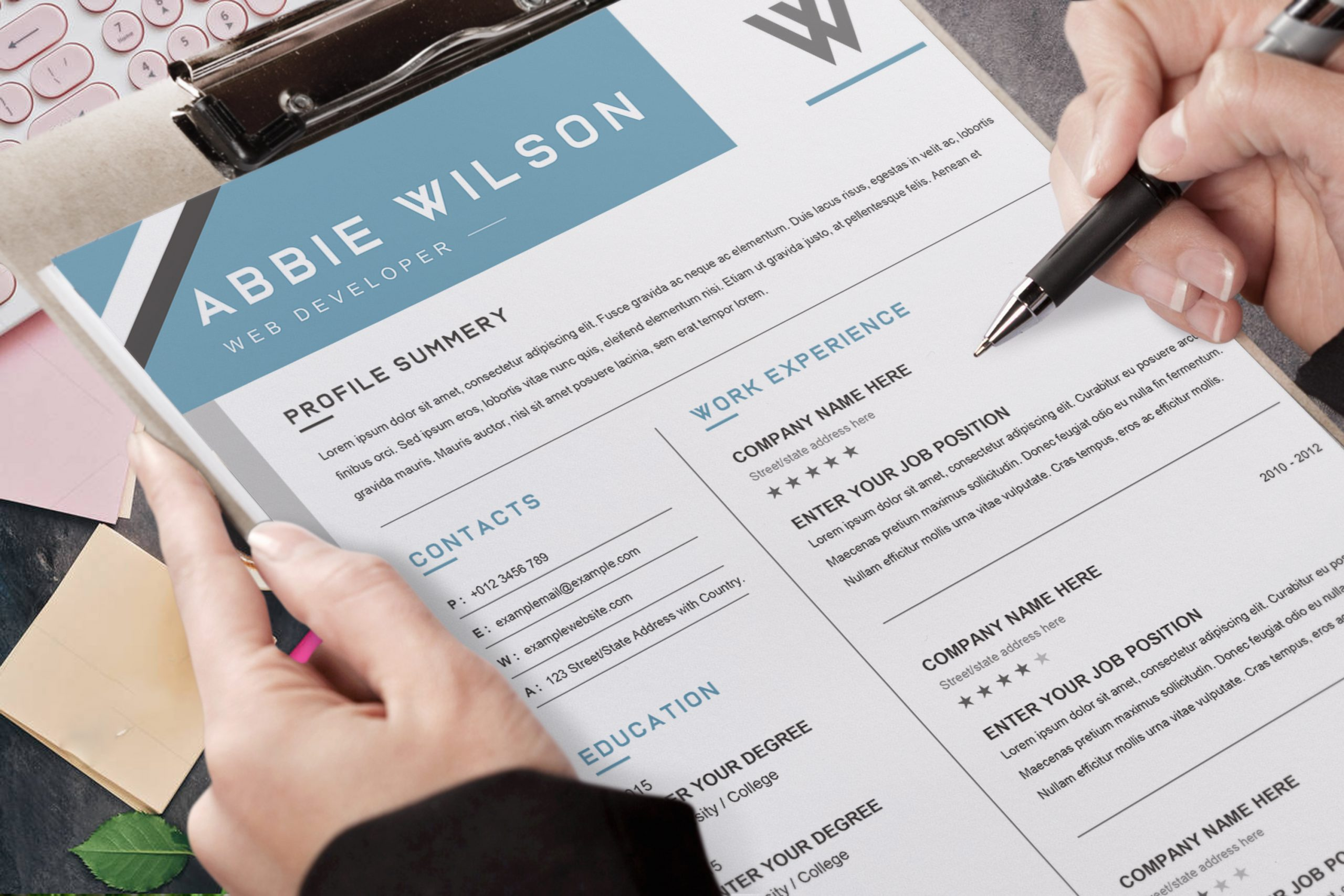Design-Resume-CV-Template-Word-Format-to-download-5
