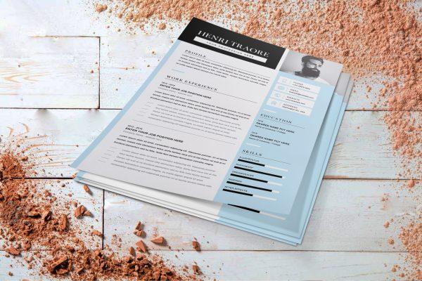 Sample Resume Word Format for Student Job