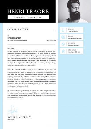 Sample Cover Letter Word Format for Student Job