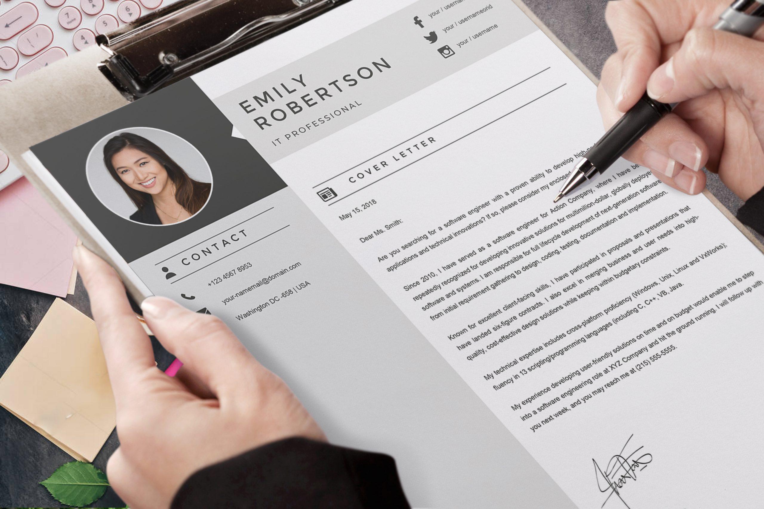 finance manager cover letter sample