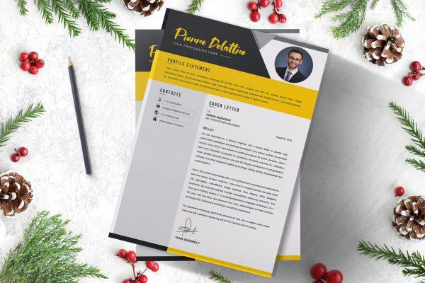 Sample Cover Letter Word for Job