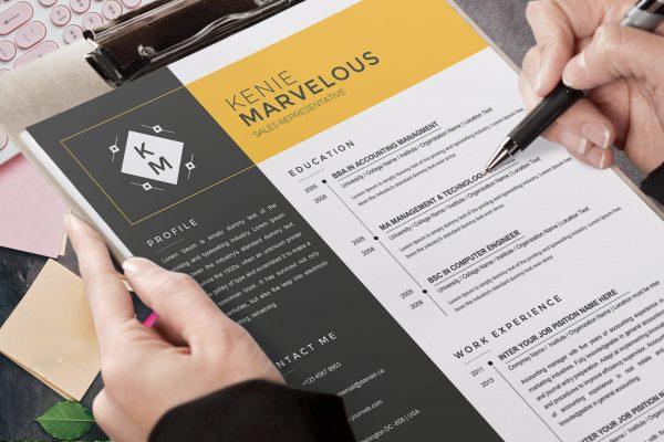 Sample Resume Word Format Nurse