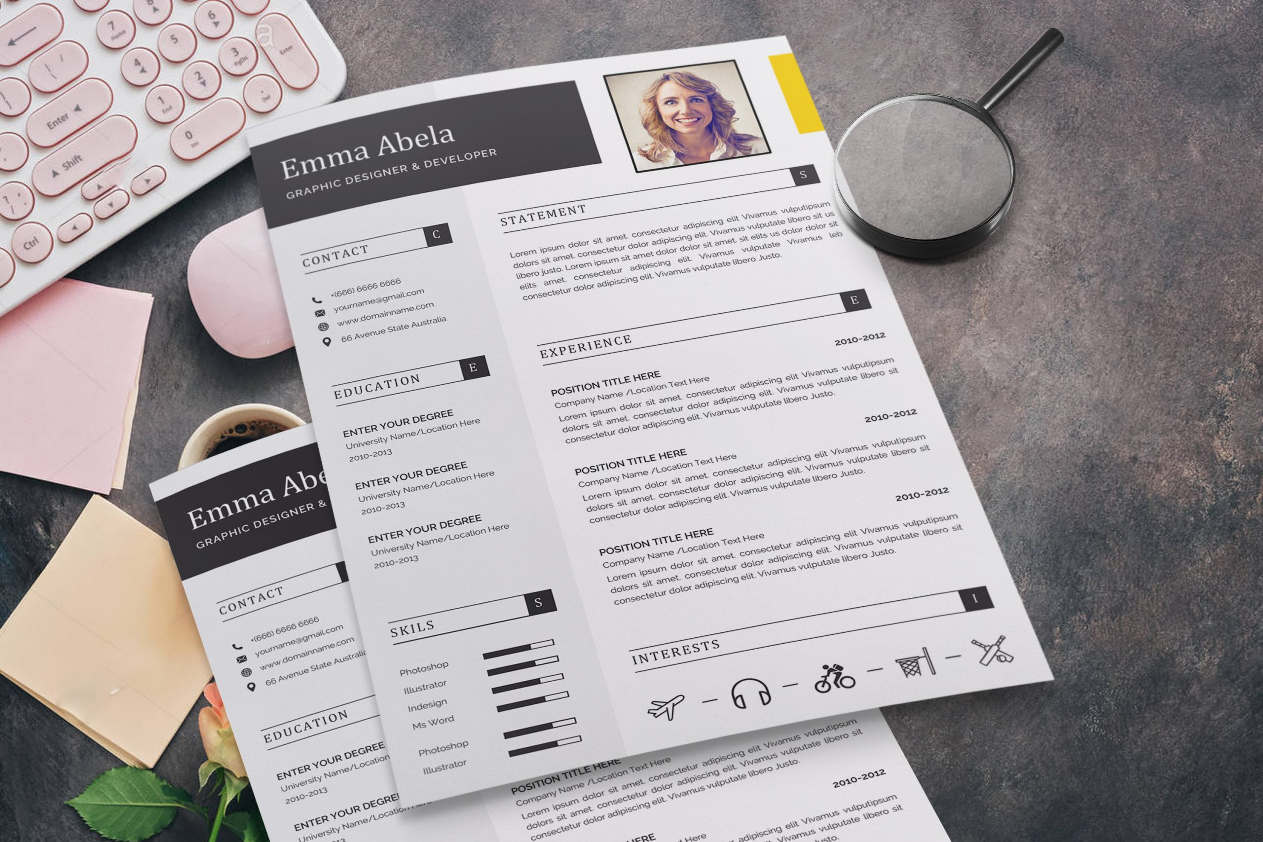 Perfect Resume Template