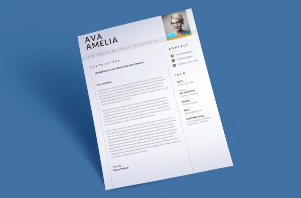 ATS Friendly Cover Letter Template