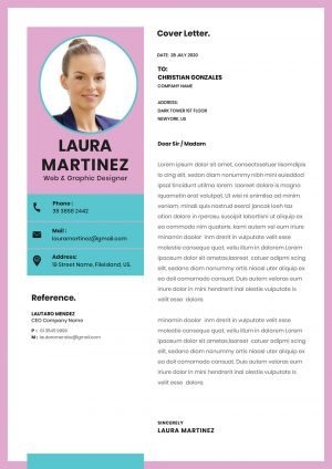 Best Cover Letter Template