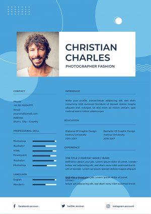 Best Resume Template Word