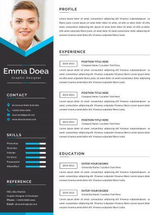 CV Expert Template