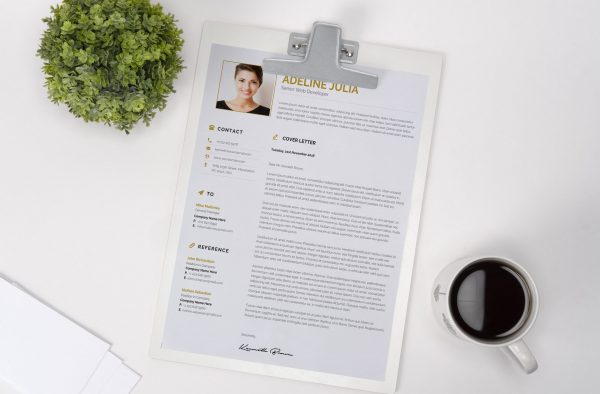 Commercial Cover Letter Example
