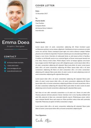 Cover Letter Expert Template