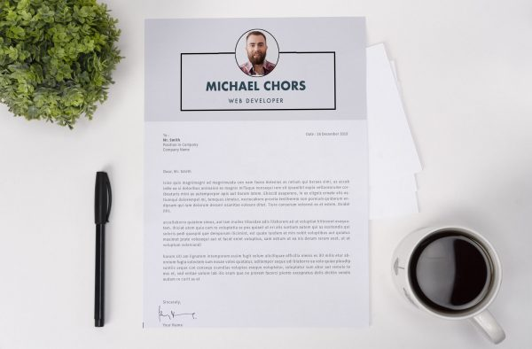 Executive Cover Letter Template Word