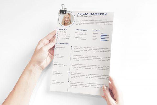 Expert CV Example