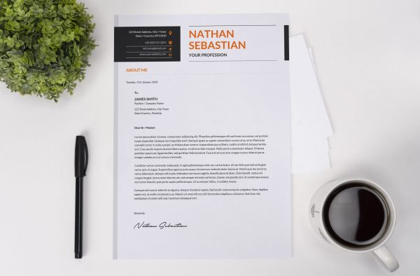 Impactful Cover Letter Template