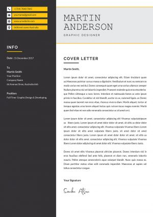 Interior Designer Cover Letter Word