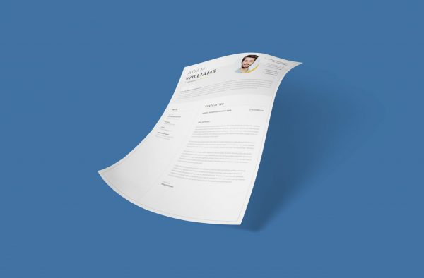 Organized Cover letter Example
