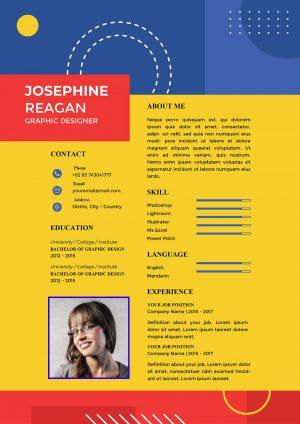 Original CV Example
