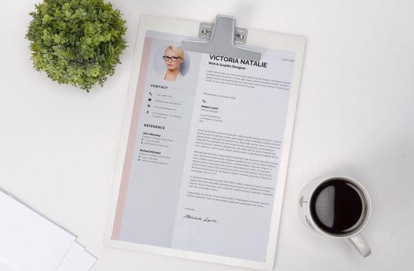 Professional Cover Letter Format