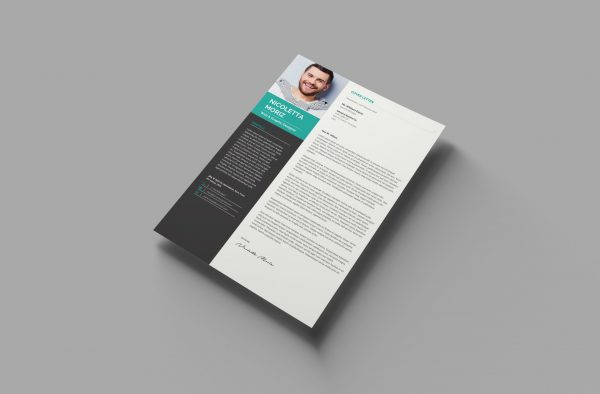 Technician Cover Letter Design