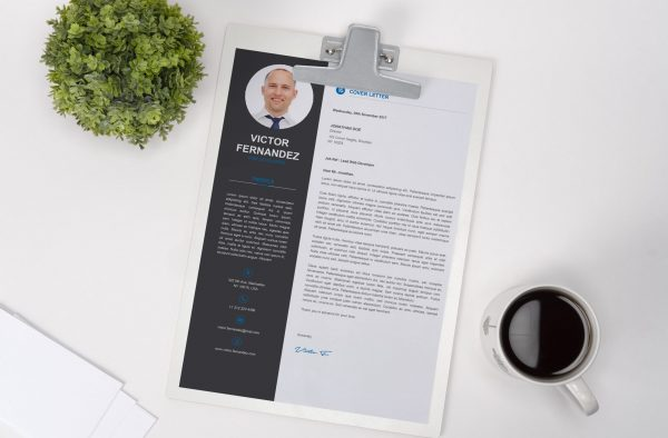 Versatile Cover Letter Template