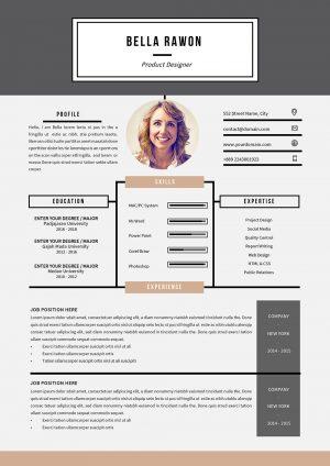 Microsoft Word Resume Template