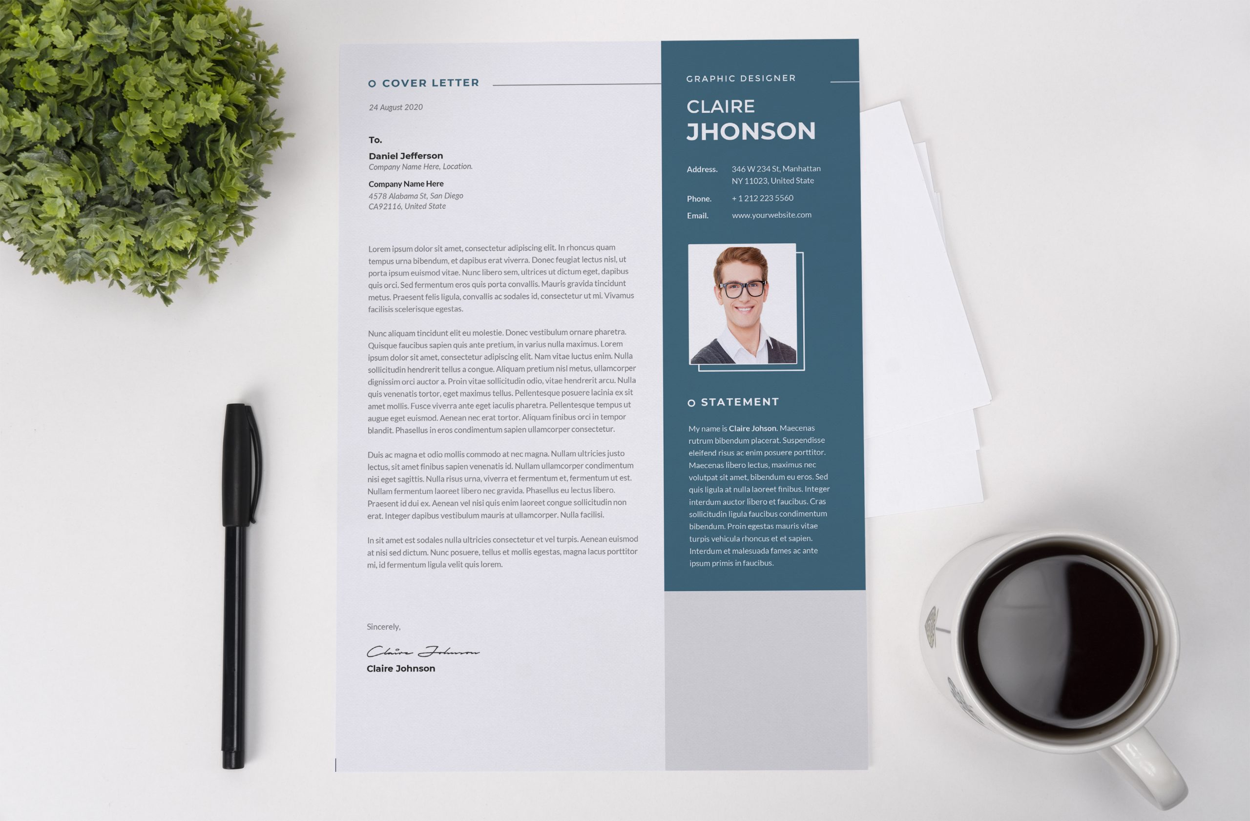 Academic Cover Letter Examples