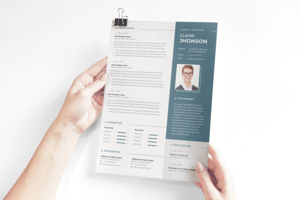 Academic Resume Examples